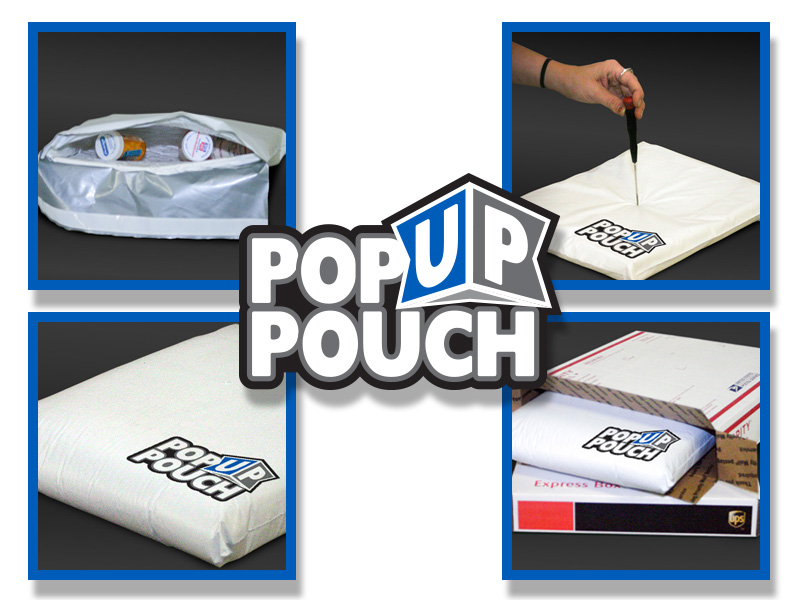 Pop Up Pouch shipping