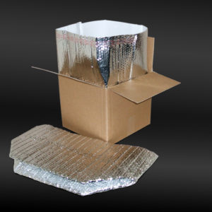 Tep a shield box insulation liner by stateline packaging