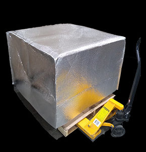 temp a shield insulated pallet covers by stateline packaging